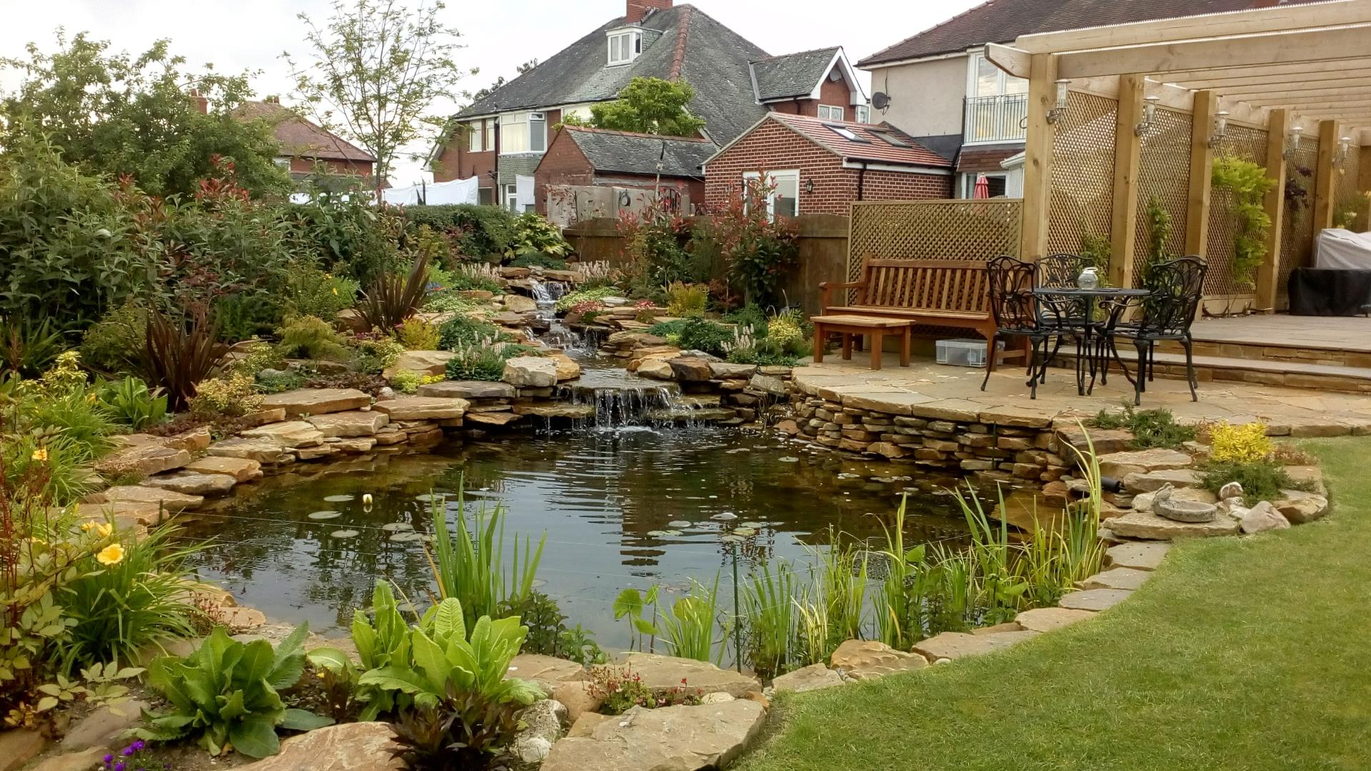 Home - Gardens Transformed - Garden and Landscape Design in Carlisle ...